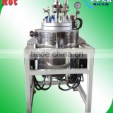 Hydrogenation reactor batch reactor for hydrogenating palm oil