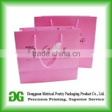 customed printed China manufacturer durable Factory direct sales excellent kraft paper bags food grade