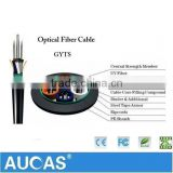 Anti Rodent duct pipe 12 Core Loose Tube Outdoor Cable G655 G657 1x12core multi mode Fiber Optic Cable