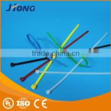 UL approved nylon 66 heat resistance manufacturer direct selling self - locking nylon cable tie