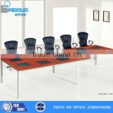 PG-9D-38A,Latest Peiguo conference table,cheap tables and chairs,standard office desk dimension