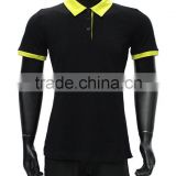Design 100% Cotton Dri Fit Super Cool Cotton Pique Cloth Customize Men's Tennis polo shirts