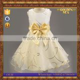 puffy birthday party beautiful princess dress for little girl