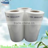 melt blown nonwoven fabrics hepa filter paper meltblown nonwoven fabric
