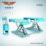 Hydraulic double vehicle lift for car washing, parking lift and car lift auto for parking VTS605A