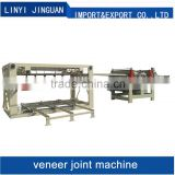 Veneer splicer / Plywood core veneer jointer machine / Wood plate plying machine