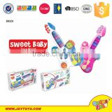 Hot sale electrical baby guitar musical instrument toy guitar