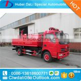 Dongfeng mini Water 3000 L fire fighting truck 4*2 Left right hand driving manujfacture
