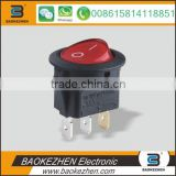 SC777 round mini rocker switch for power tools & electric tools                                                                         Quality Choice