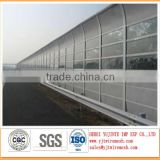 highway noise barrier,sound barrier wall/noise barrier wall/soundproof screen fence /noise barrier panel
