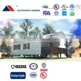Fast-installed modern modular prefabricated house made in China for European light steel structure