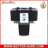 Hot 02 (8721WN) Ink Cartridge Quality Printer Compatible hp 02 Ink Cartridge For HP 3110/3210/3310/8250 Printer