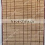 Natural high quality Roman style bamboo blind