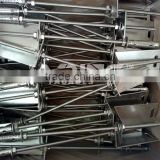 Stainless Steel Grade 304 316 Stone Anchoring Systems, fixing for china ss angle for 20mm stone