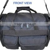 Black Tactical Range Shoulder Bag Concealed Gun for Hunting