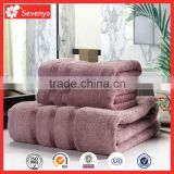 bamboo fabric jacquard bath face towel set high quality China supplier