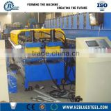 automatic Hydraulic Shear CE European Standard PLC Control C Z Channel Track and Studs Roll Forming Production Line