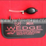 black color KLOM big size air pump wedge locksmith tools,lockpick tool,lock pick