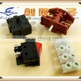 chzjcz/momentory button switch,IP40 16mm tactile switch led illuminated/led switchcam selector switch