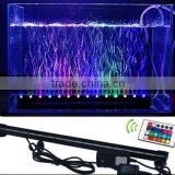 all types of aquarium led tube light new air bubble light decorative led waterproof lights