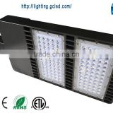 CE RoHS ETL DLC led shoebox light 300w for Car Parking Lot,high pole Lighting with 5 years warranty