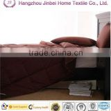 100% polyester blanket/double bed blanket