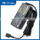 guang zhou adapter charger 20V 3.25A for Lenovo Ideapad Yoga 13 ultrabook power supply adapter USB port