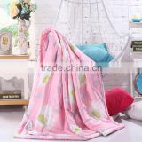 2015 China home textile 3d flower cotton fabric patchwork baby quilt patterns