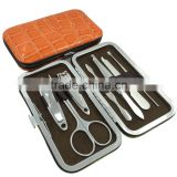 7 in 1 basic manicure tool set nail grooming kit