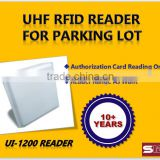 UHF RFID Car Vehicle Access controlr for Car management System-- Authorisation card reading
