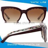 Italy new design the most beautiful sunglasses for women