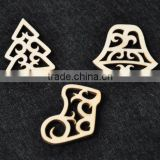 wood veneer shape,MDF flourish, wooden flourish scrapbooking card craft embellishments