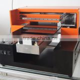 Hot sale dx head A3 brotherjet uv led printer printing onto KT board ,pen, mug printing uv led flatbed printer machine