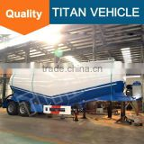 Titan Bulk Cement Tanker Semi Trailer / Cement Trailer / Cement Truck Power Semi Trailer for sale