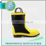 Alibaba china 10 Years experience Environmental Waterproof ladies fashion rubber rain boots