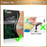 Top selling products in alibaba Natural Herb Slim Patches Weight Loss Patches for Body Beauty parche de adelgazamiento