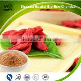 High Quality Water Soluble Goji Berry Juice Concentrate Powder/goji powder organic in fruit extract
