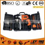 34pcs electrical power impact drill tool kits