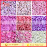 Simulation Flowers artificial panel for wedding Home Party Decor wall panels decorative panels