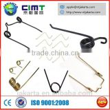 OEM factory spring tines hay rake teeth for agriculture machine parts torsion spring tine