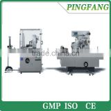 DZ / BT80B automatic cartoning machine packaging line area/pharmaceutical packaging line