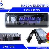 one Din car MP3,radio,audio player with usb sd