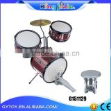 Educational kids plastic musical instrument drum set toy , Educational Toys , children educational toys