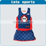 sublimated lacrosse reversible pinnies sports uniforms for women