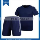 Custom high quality dri fit soccer suit for men