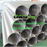 219mm API 5CT STC stainless steel johnson screens strainer pipe factory supplier