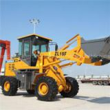 XEM Wheel Loader With Quick Release