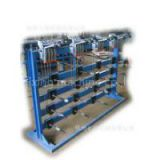 Tension wire rack
