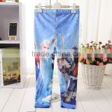 2014 new arrival kids printed leggings custom wholesale-kids-leggings Clgs1001