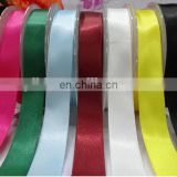 choice materials 4inch bright satin ribbon for garment